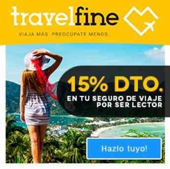 La plataforma online de seguros de viaje, Travelfine, celebra su primer año con grandes registros