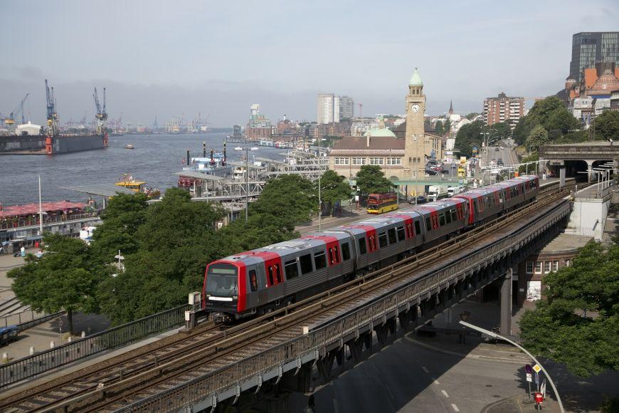 Foto de La segunda compañía de transporte público más grande de