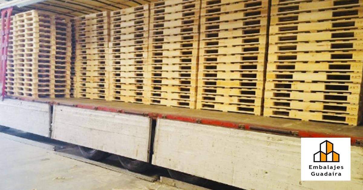 Empresas: Embalajes Guadaíra: palets de madera a medida   Autor del artículo: Finanzas.com