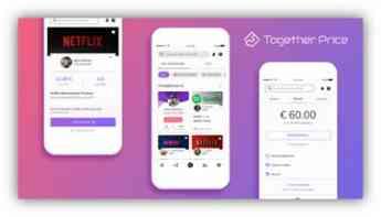 Together Price: la mejor opción para compartir los gastos de los