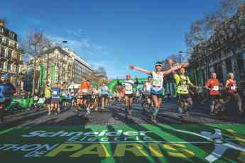 Paris Marathon_Schneider Electric