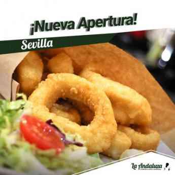 La Andaluza abre un nuevo bar de tapas en Sevilla capital