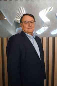 Javier Pou, director de la sede de VASS en Galicia