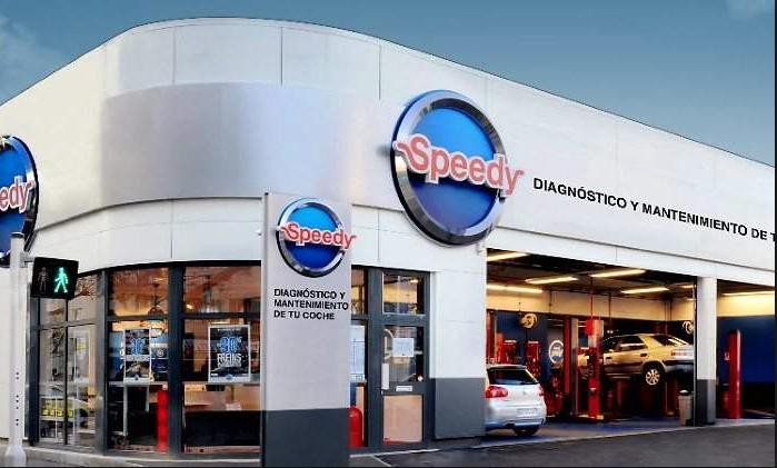 """Speedy presenta su modelo de negocio """"el taller del futuro"""" en Expofranquicia"""