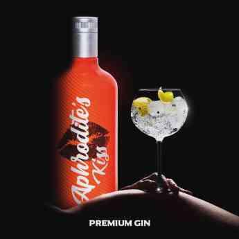 Llega Aprodhite's Kiss, una ginebra elaborada íntegramente en España