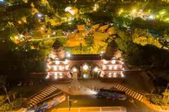 Foto de Siam Park apaga las luces durante 'La Hora del Planeta'