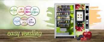 Comer saludable fuera de casa es más fácil con 'Easy Vending'