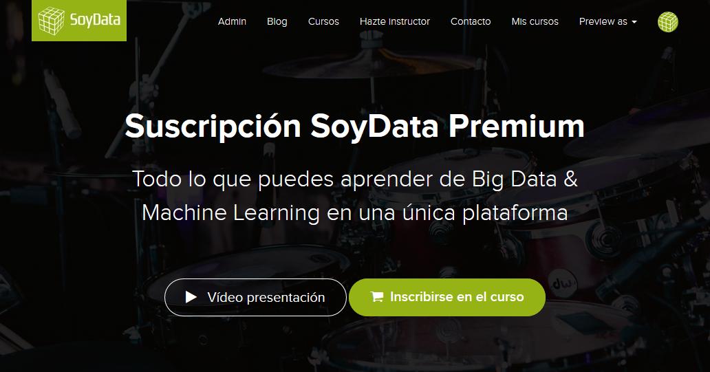 Foto de Suscripción SoyData Premium