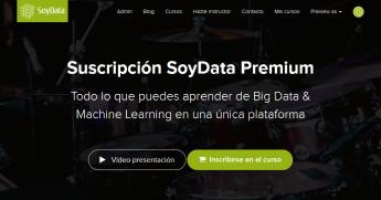 Suscripción SoyData Premium