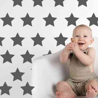 Foto de Vinilo infantil estrellas