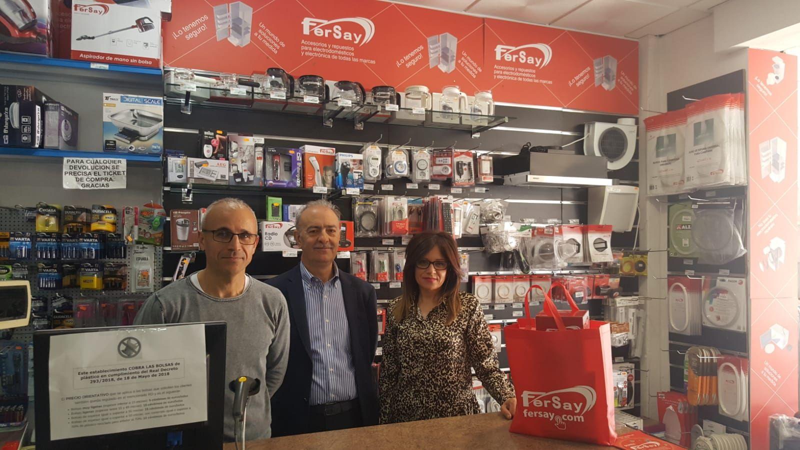 Fersay inaugura un nuevo corner en Santa Pola, Alicante