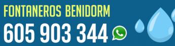 Fontaneros Benidorm