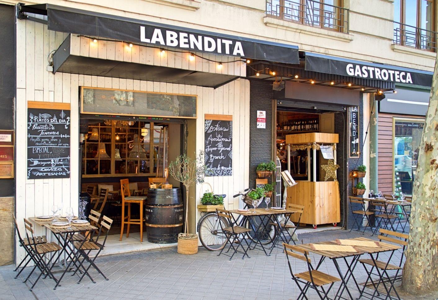Terrazas con cocina non-stop para esta primavera en el Barrio de Salamanca