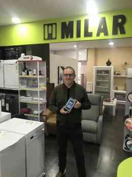 Ganador de la Canasta Milar