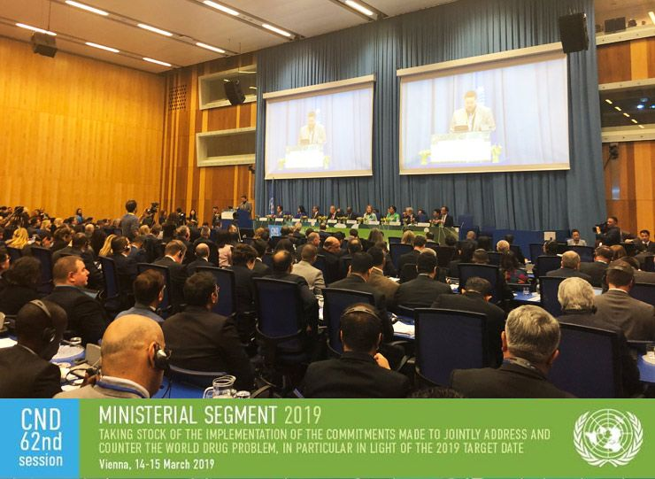 Foto de Segemento Ministeria 2019 - Viena Austria.