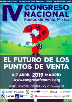 IV Congreso Nacional Fenamix