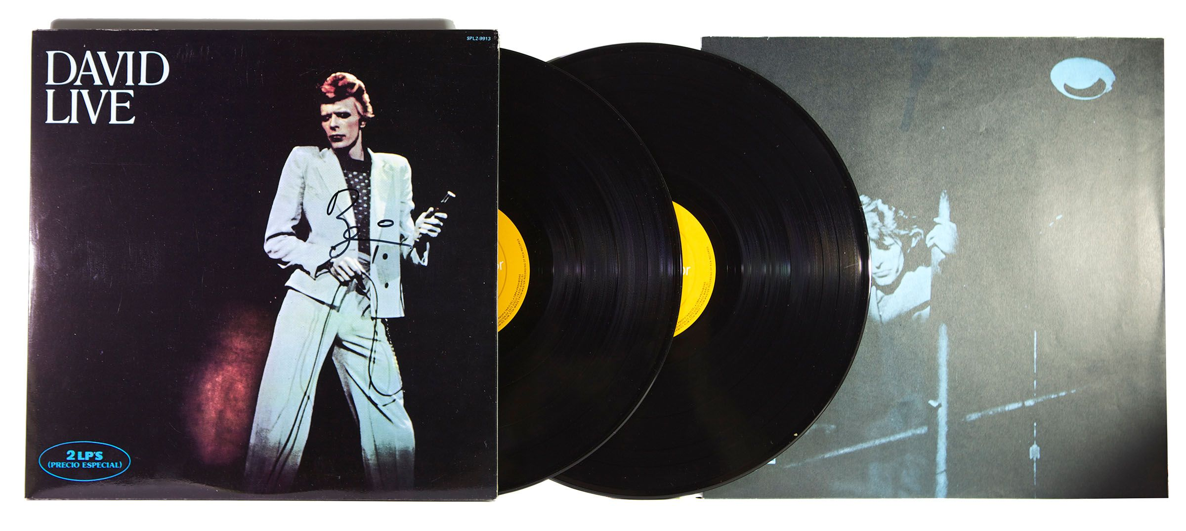 Fotografia Bowie