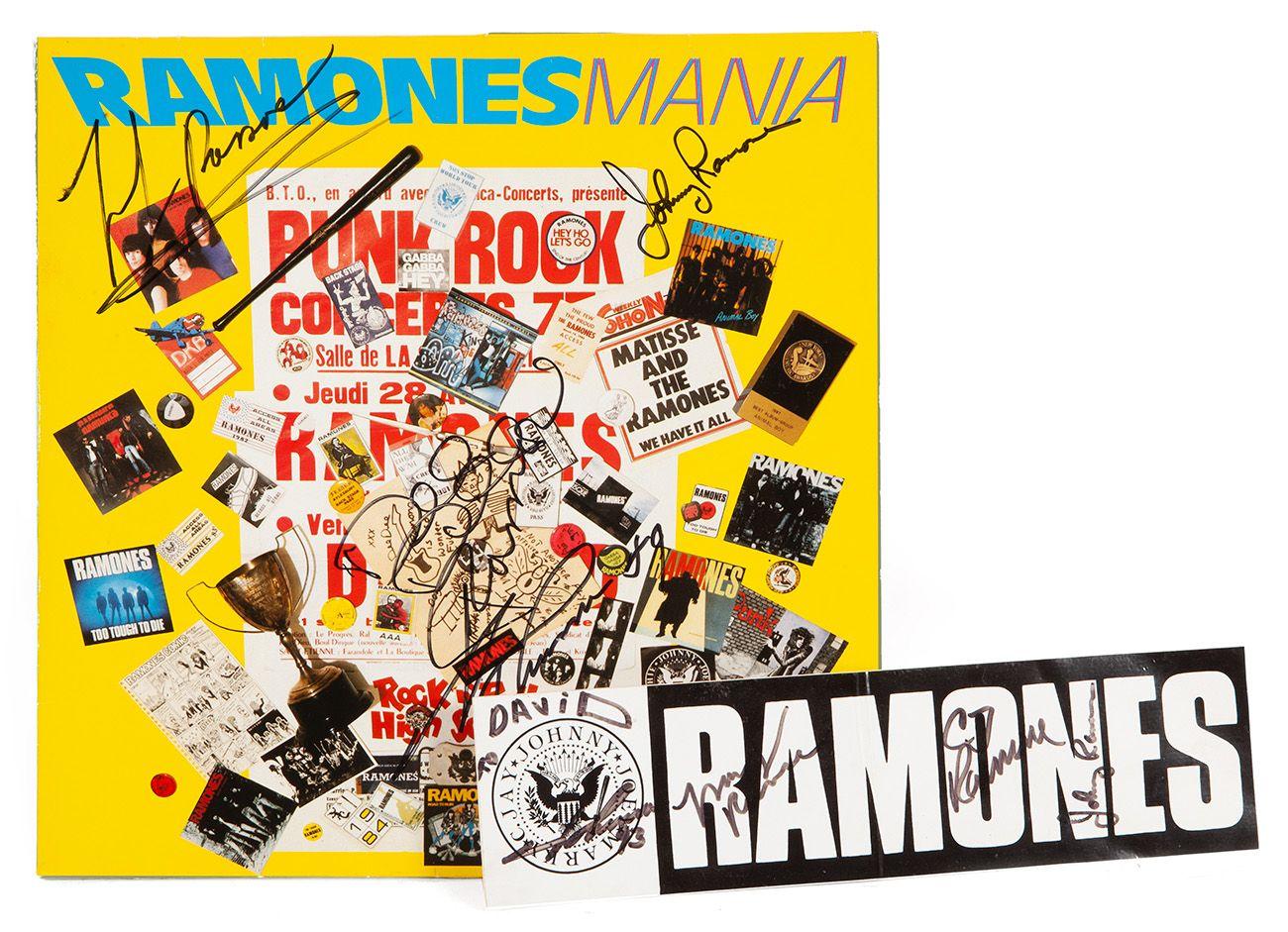 Fotografia Ramones