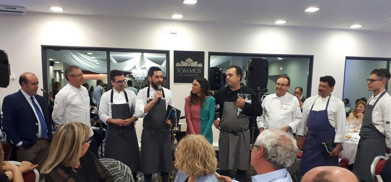 Foto de Cinco prestigiosos chefs se unen para dar visibilidad al