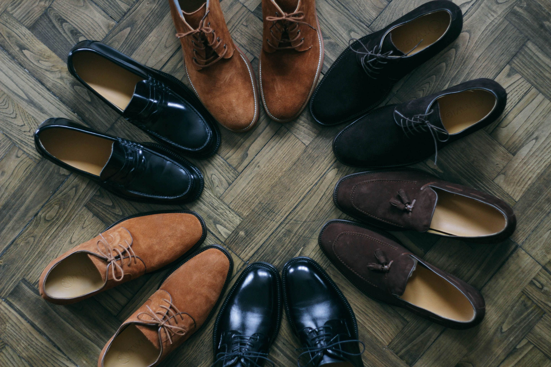 KOSEN SHOES, el zapato de hombre que aumenta la altura 7 cm