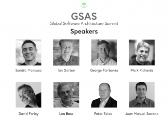 Global Software Architecture Speakers