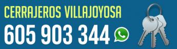 Cerrajeros Villajoyosa advierte a sus clientes sobre los fraudes en cerrajería