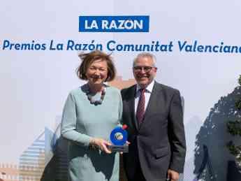SERMESA se alza con el galardón de Servicio a la Salud en los II Premios La Razón 2019