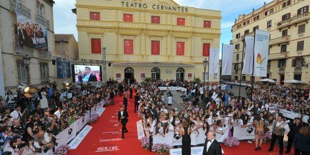 Foto de Cinesma en el Festival de Malaga