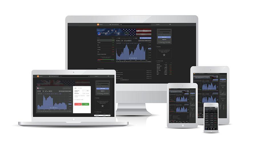 Foto de Plataforma de trading online Libertex