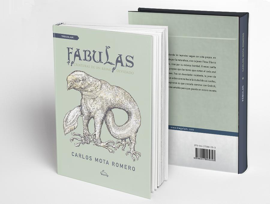 Carlos Mota se estrena en la literatura con