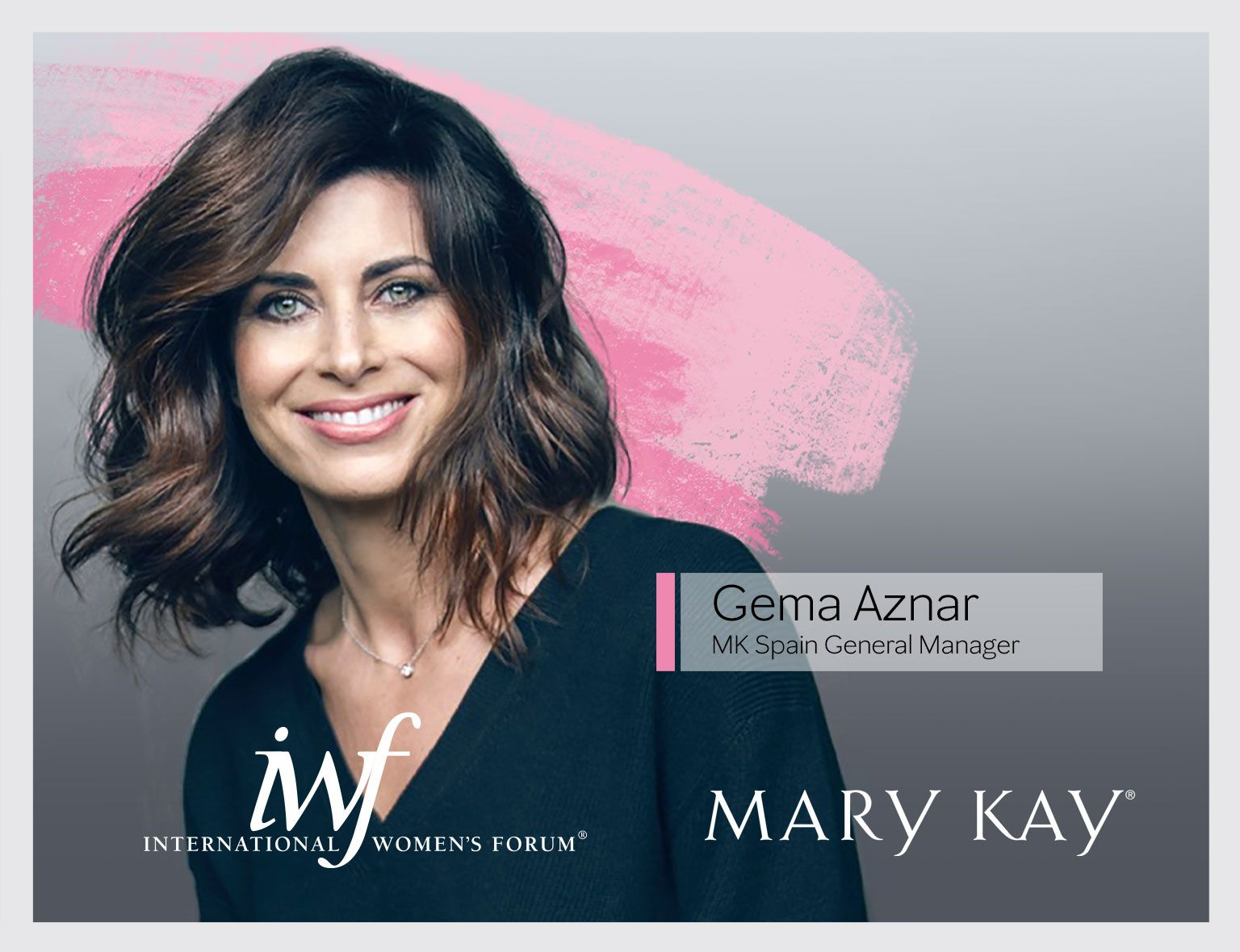Foto de GEMMA AZNAR, MK SPAIN GENERAL MANAGER