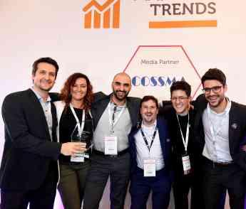 Vytrus Biotech gana tres premios internacionales  en IN-COSMETICS 2019 de París
