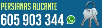 Persianas Alicante