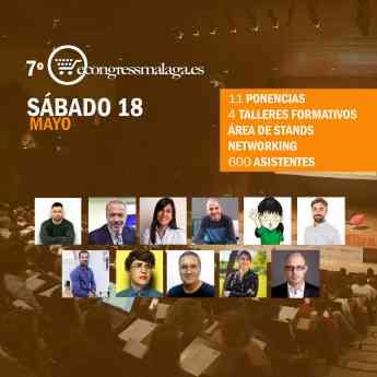 VII eCongress Málaga Sábado 18 mayo