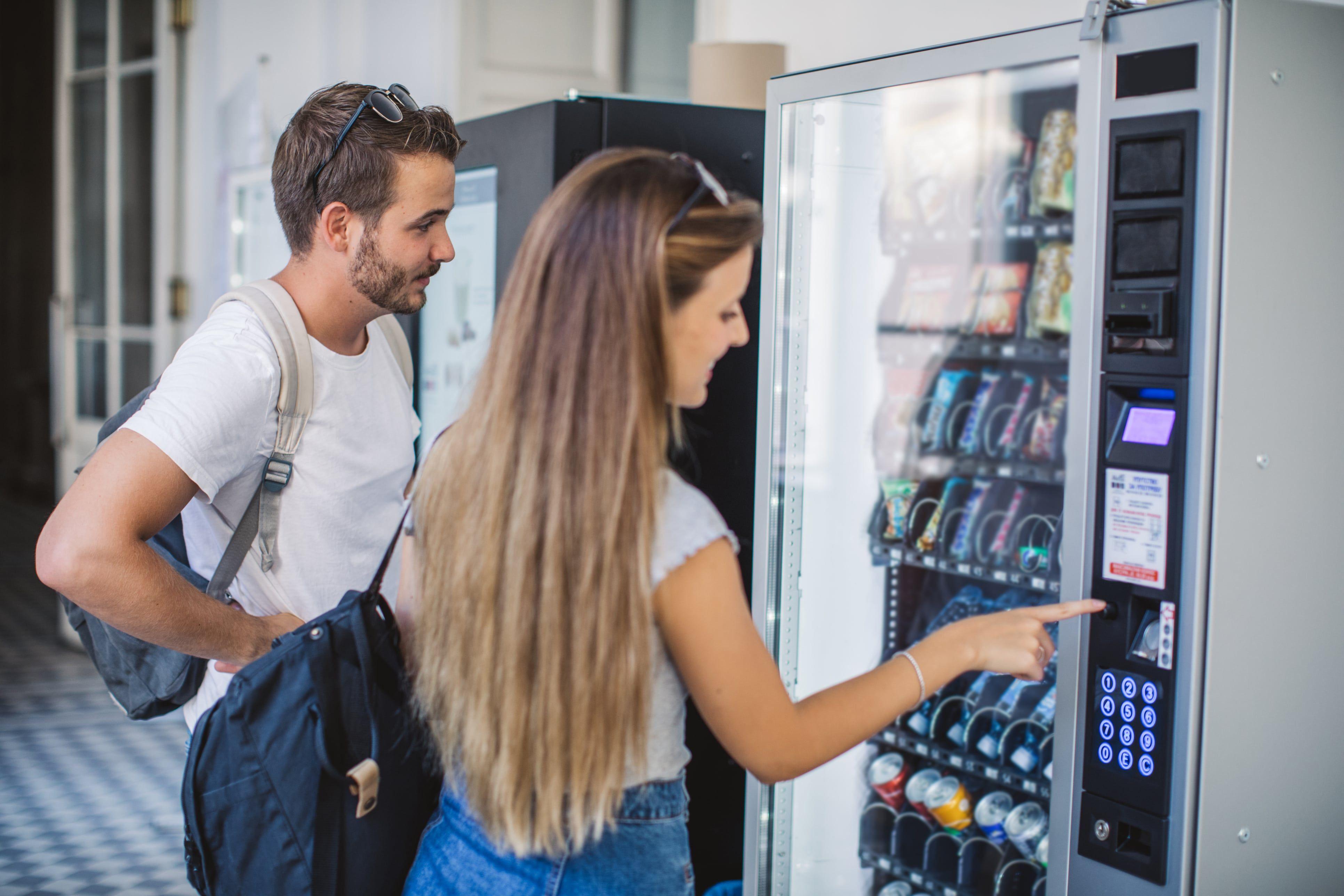 Foto de consumo vending 1
