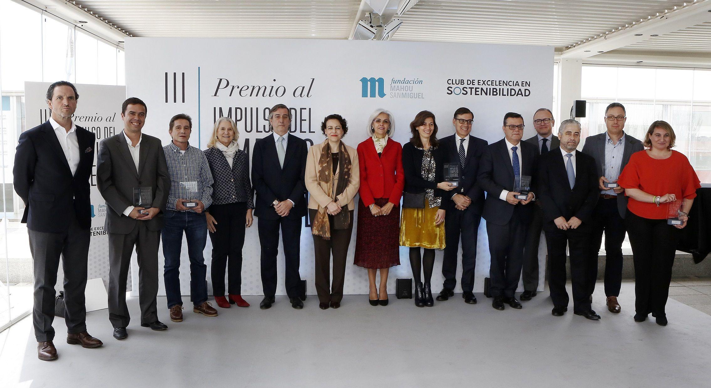 Foto de La Fundación Mahou San Miguel premia seis iniciativas de