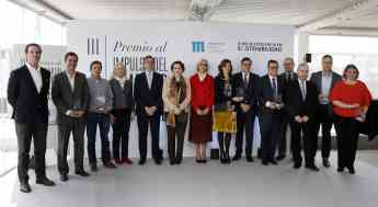 Noticias Sociedad | La Fundación Mahou San Miguel premia seis