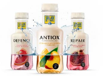 Solán de Cabras amplía su gama de aguas con beneficios funcionales con el lanzamiento de ANTIOX