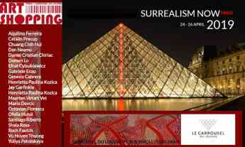 Exposición Internacional Surrealism Now en París