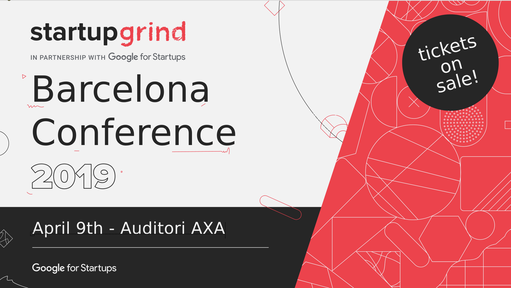 Startup Grind Barcelona Tech Conference, destacados del evento