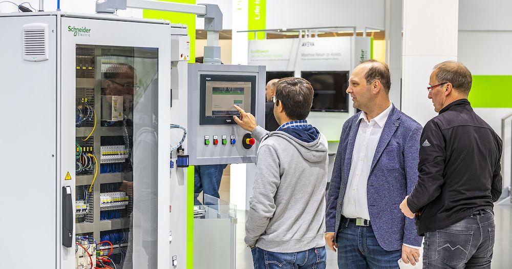 Foto de Schneider Electric presenta en Hannover Messe nuevas