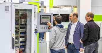 Schneider Electric presenta en Hannover Messe nuevas soluciones digitales de colaboración y productividad para potenciar la indu