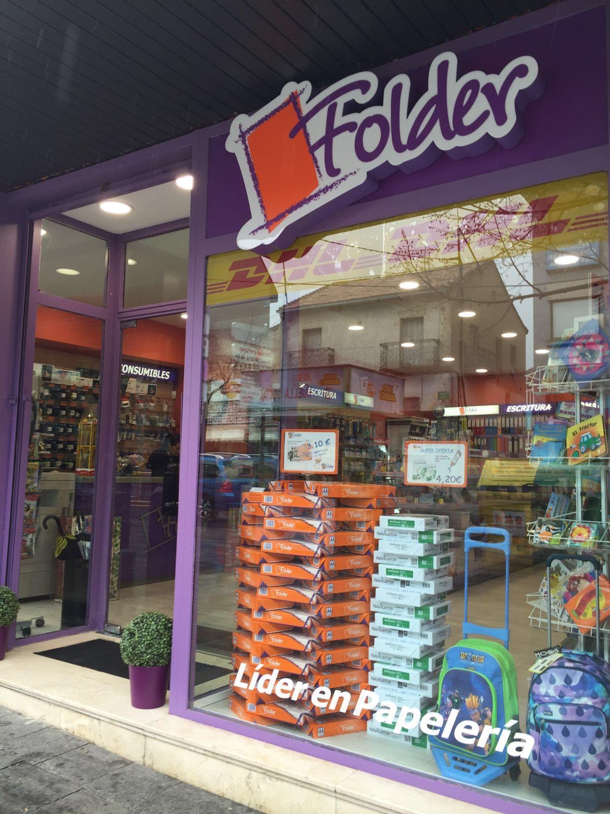 Foto de Nuevo establecimiento Folder en Salamanca
