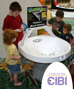 Donación Fundacion CIBI