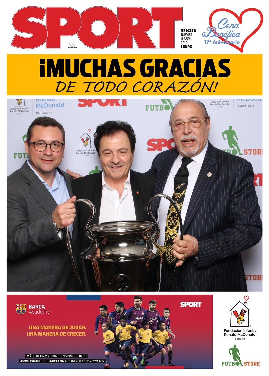 Foto de CEO y miembros del consejo de administración de Fútbol