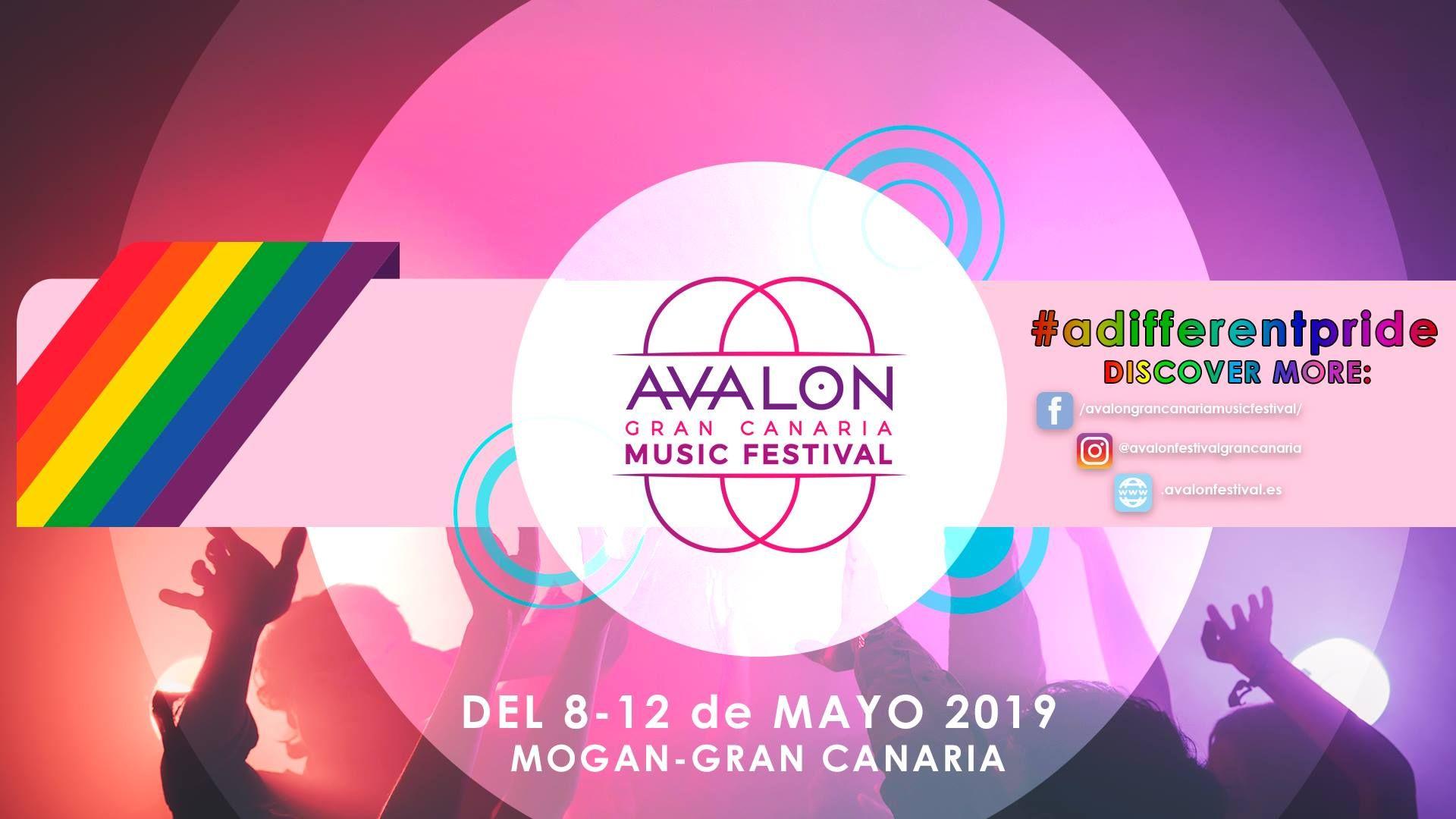Fotografia AVALON Gran Canaria Music Festival