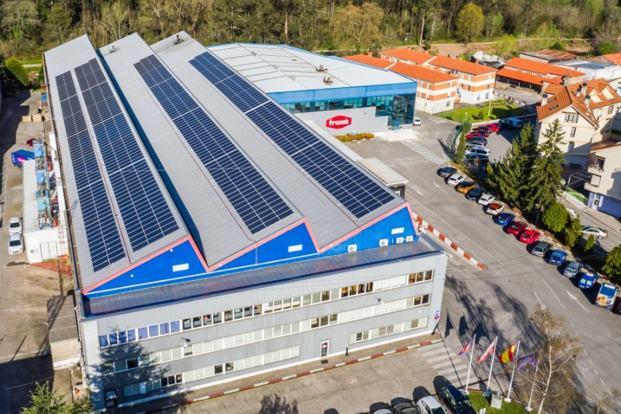 Foto de Instalación energía