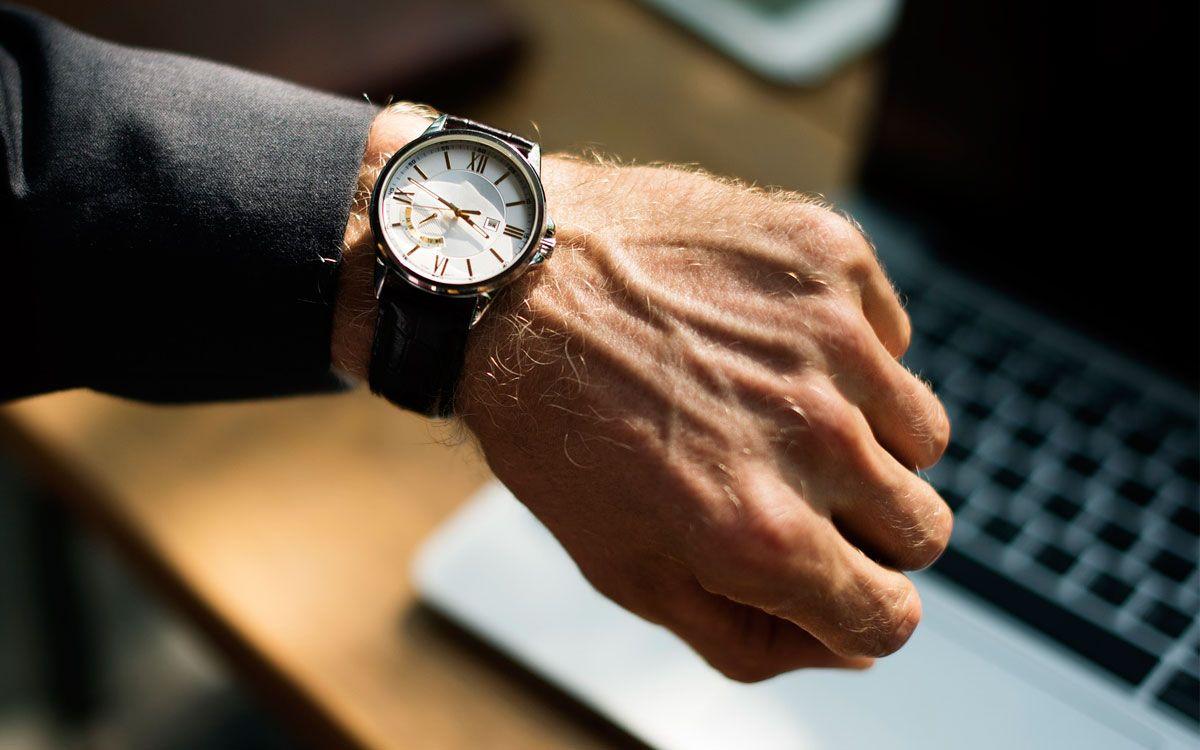 Foto de Registro de la jornada de trabajo