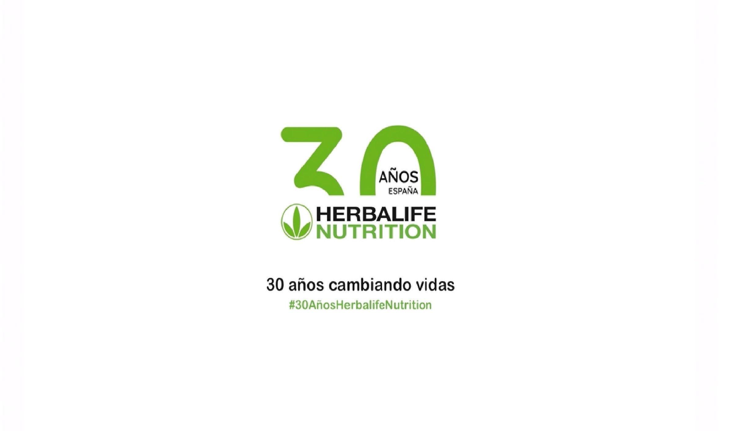 Fotografia 30 aniversario Herbalife Nutrition
