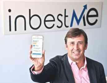 Noticias Finanzas | Jordi Mercader, CEO de inbestMe